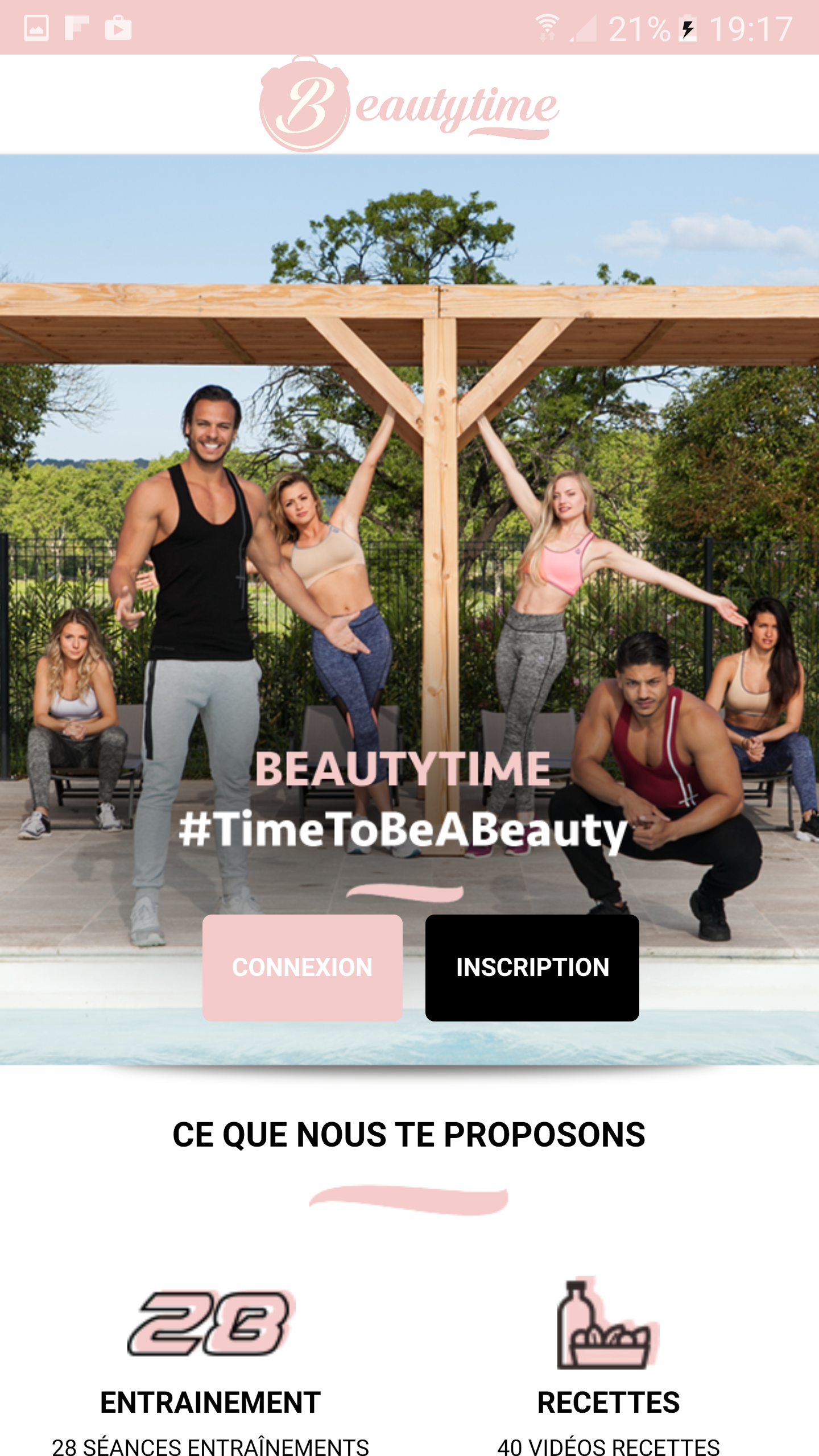Image 4 projet Beautytime